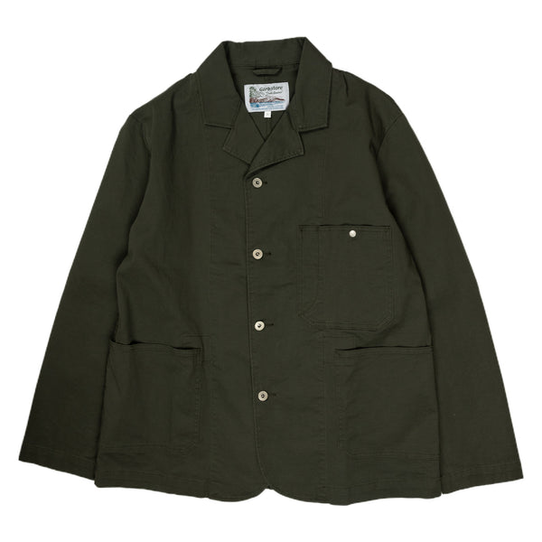 Garbstore Work Jacket in Olive