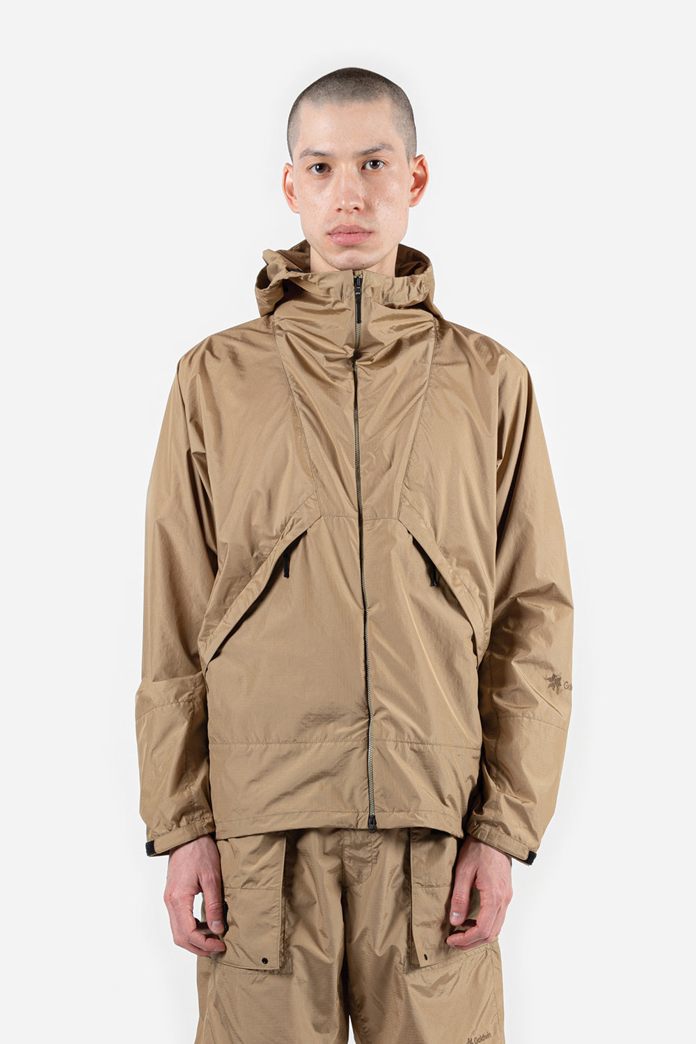 goldwin-element-light-jacket-clay-beige
