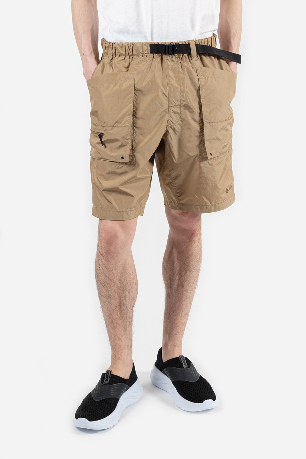 goldwin-element-mount-cargo-shorts-clay-beige
