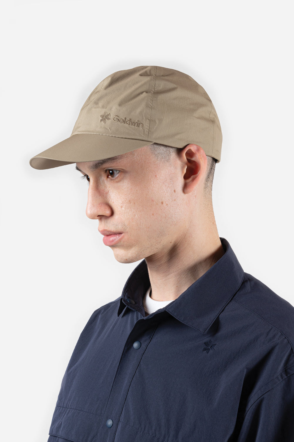 goldwin-gore-tex-cap-clay-beige