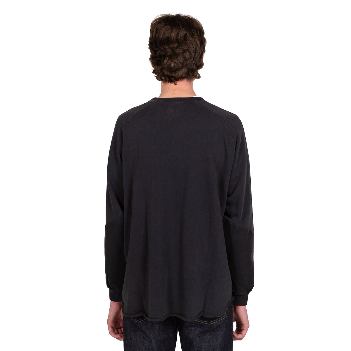 Gramicci Talecut Sweatshirt in Deep Ink sweater all weather outer wear