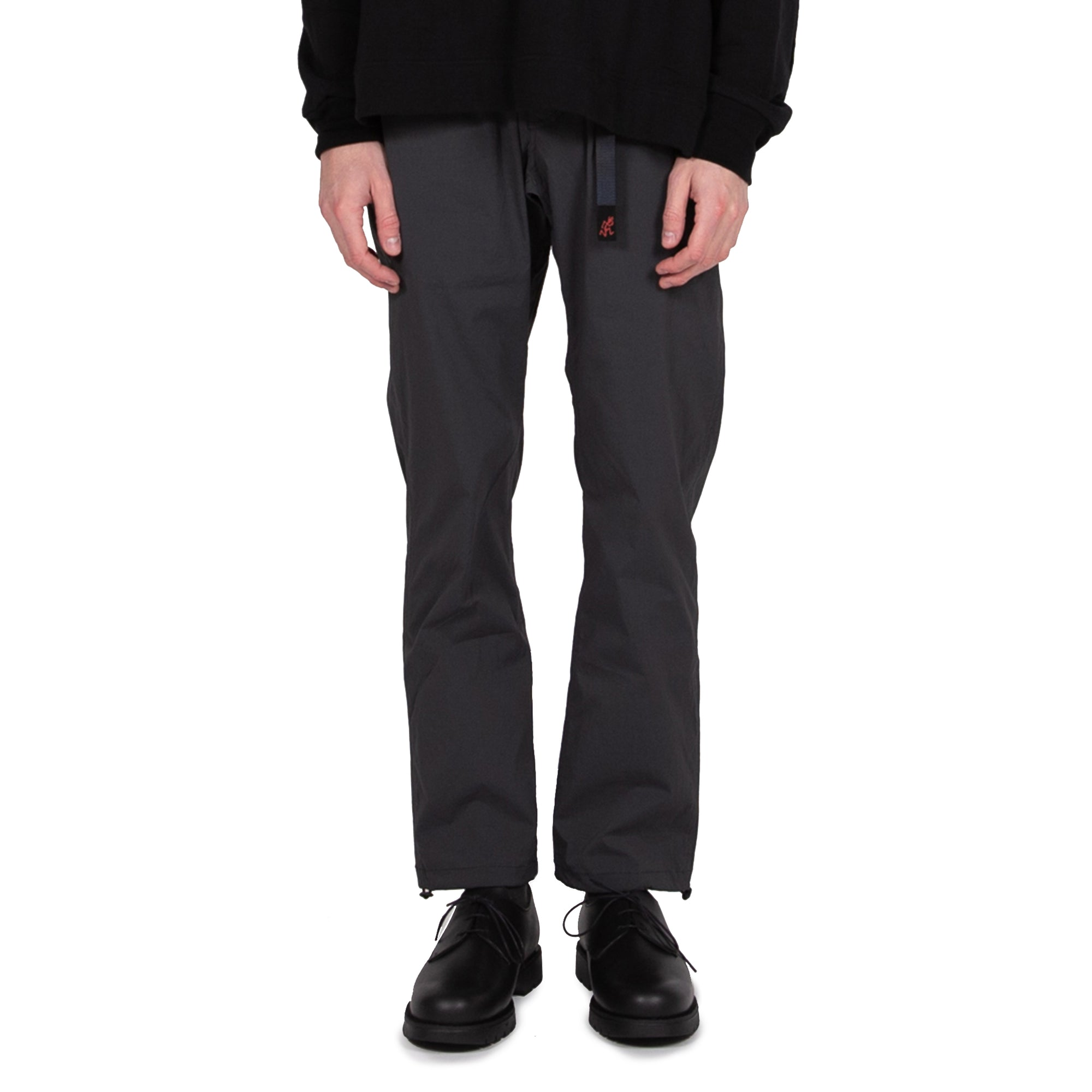 Gramicci Whitney Cordura Pant in Black rain gear all weather front