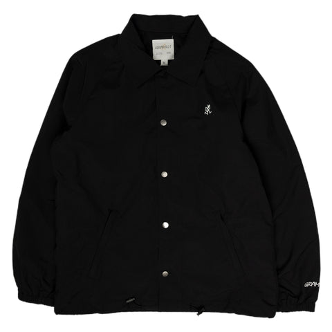 Gramicci Coaches Jacket in Black