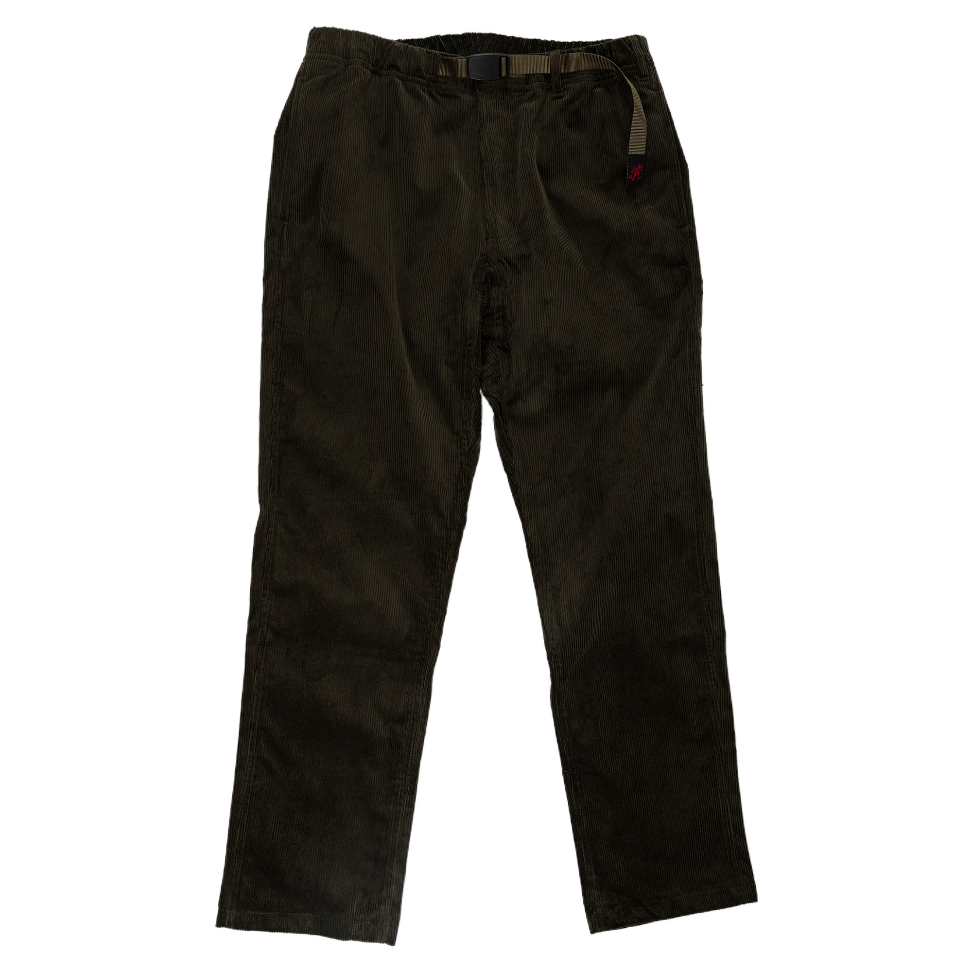 Gramicci Corduroy NN Pants Just Cut in Olive front