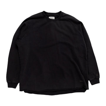 Gramicci Talecut Sweatshirt in Deep Ink sweater all weather outer wear front
