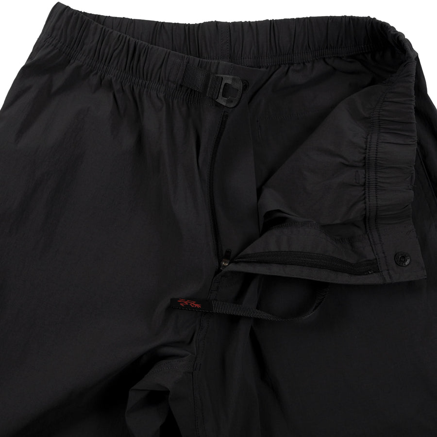 Gramicci Whitney Cordura Pant in Black rain gear all weather zipper