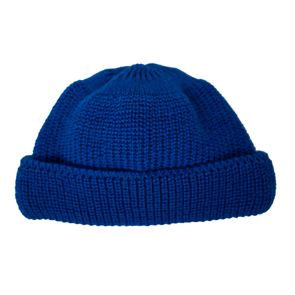 Deck Hat - Bavarian Blue