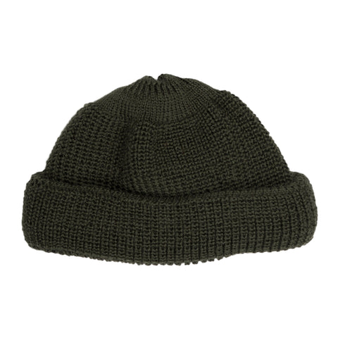 heimat deck hat in military green