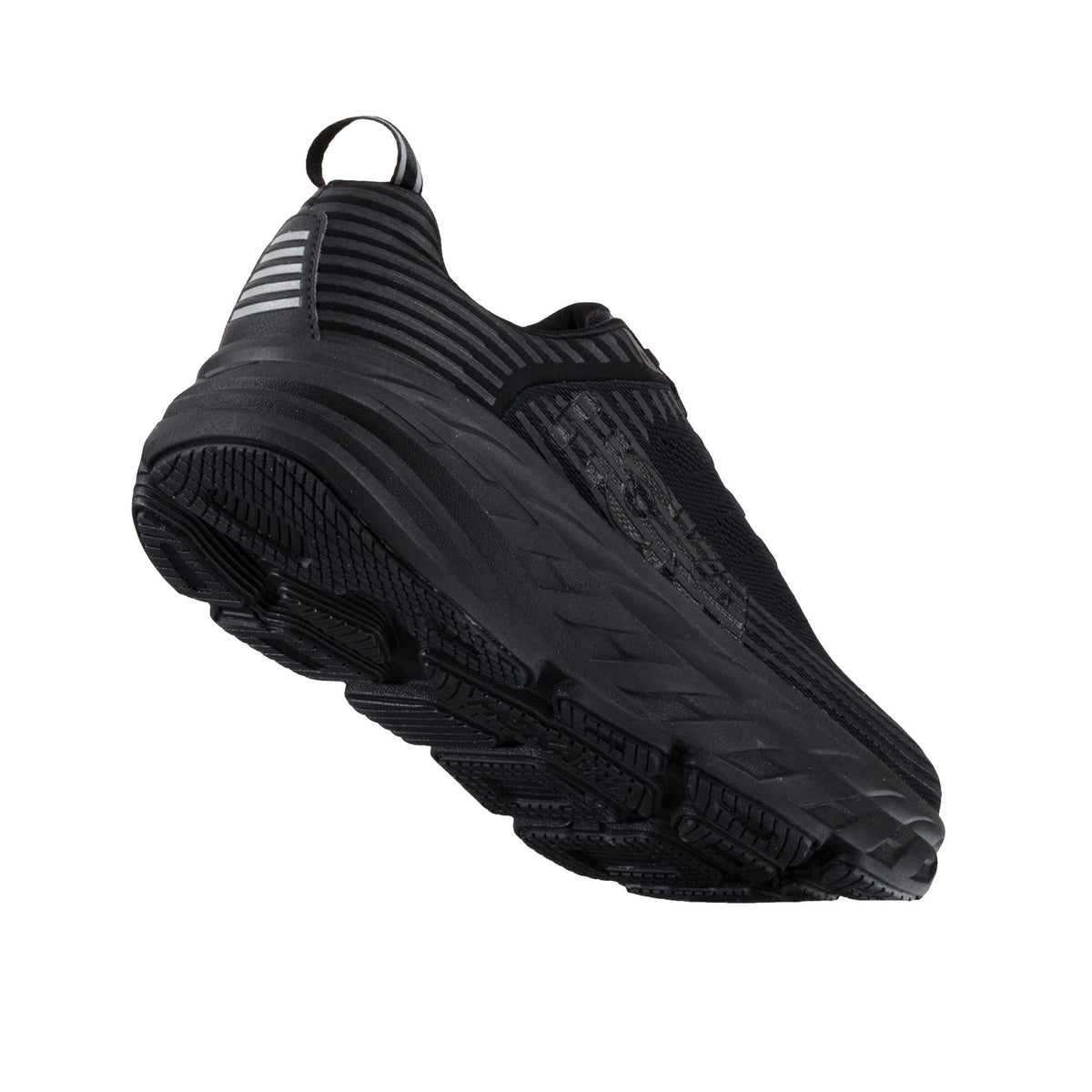 hoka one one shoes online bondi 6 black runners footwear sneakers