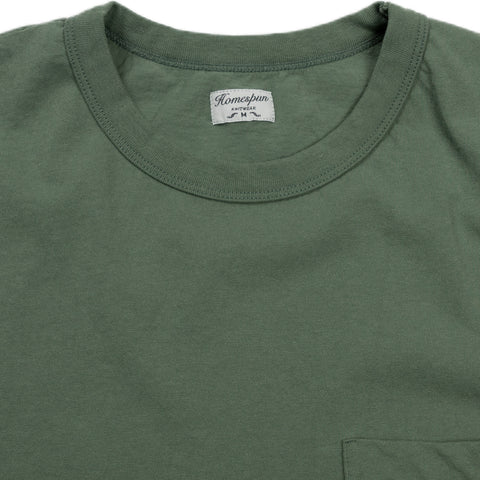 Dad's Pocket Tee - Pine