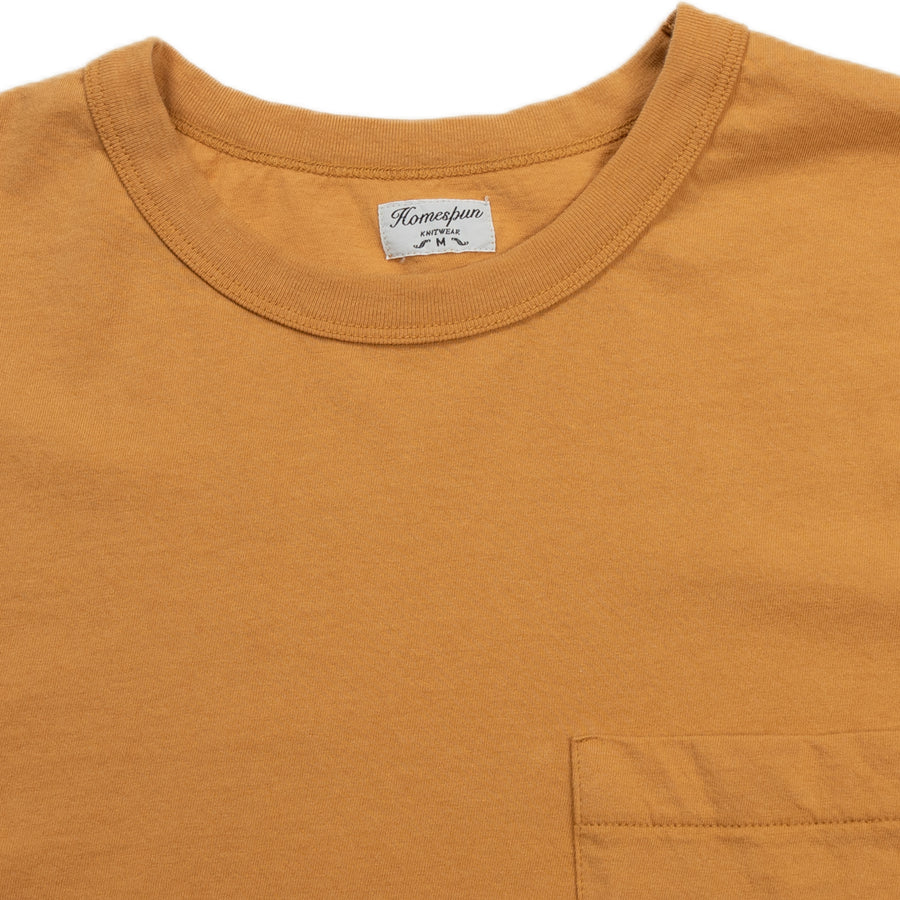 Dad's Pocket Tee - Straw