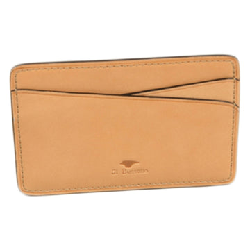il bussetto magic card wallet in tibetan red