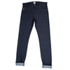 The Needle Skinny Selvage Denim Raw