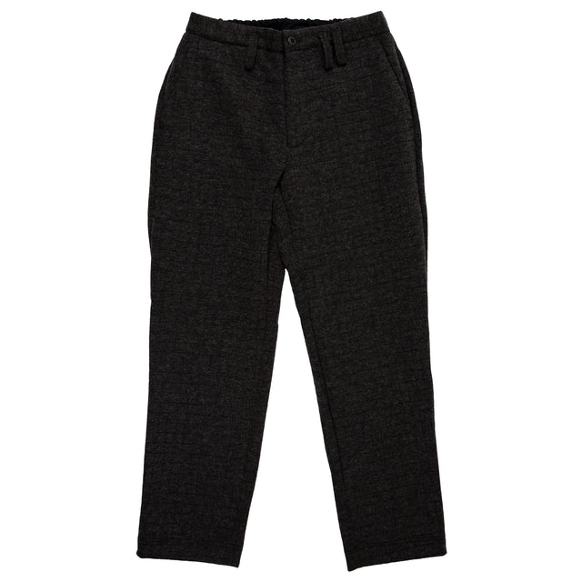 Jersey Trousers - Charcoal