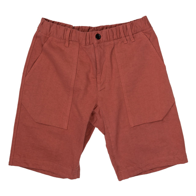 Jackman Dotsume Shorts  in Dry Rose