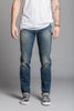 The Pen Slim Selvedge Denim Rain Wash