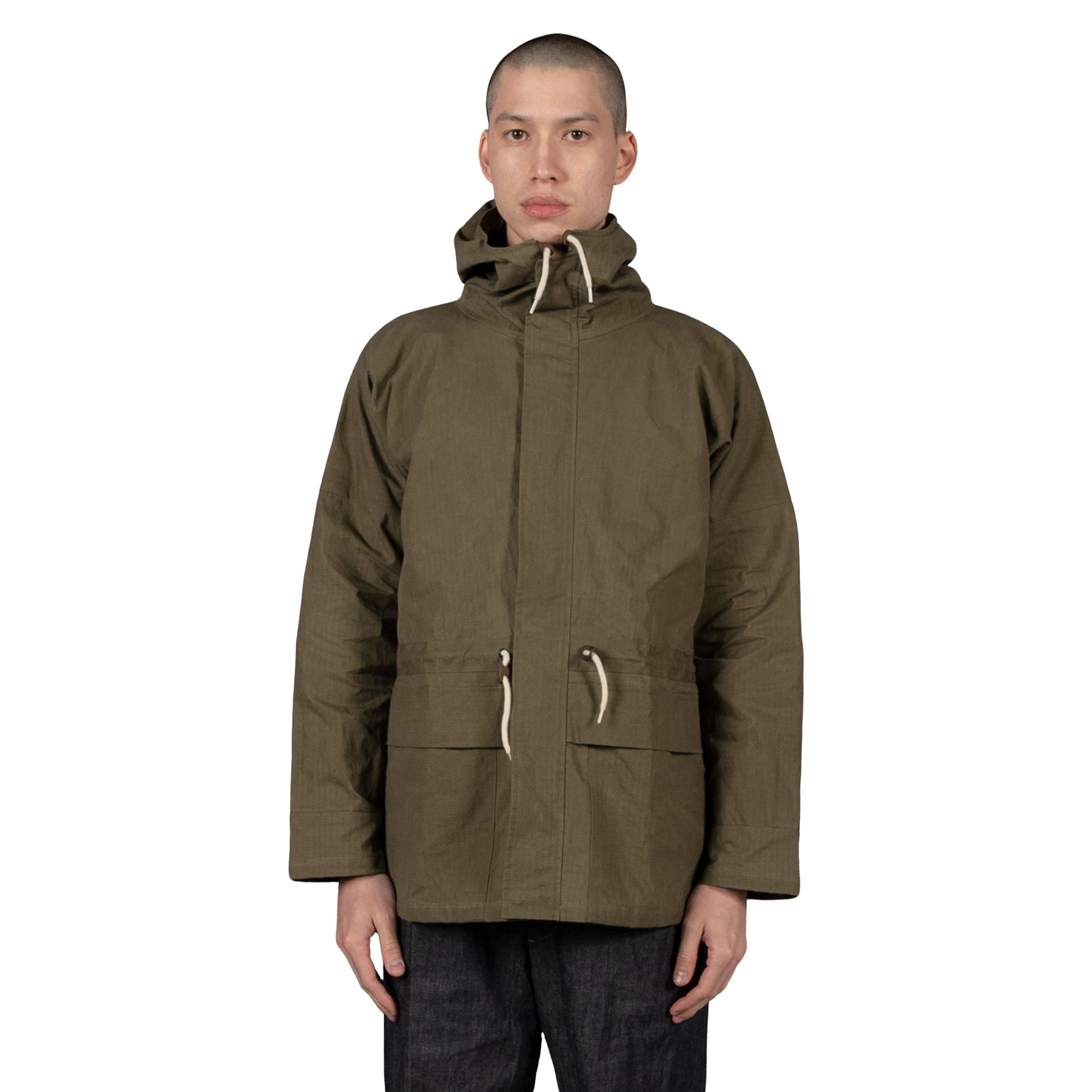 kestin ambleside parka light olive