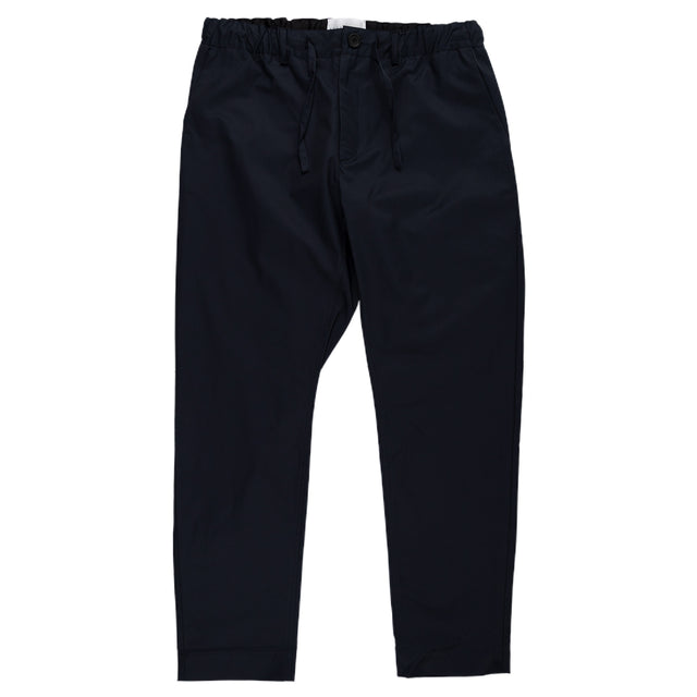 Kestin Hare Inverness Trousers in Navy