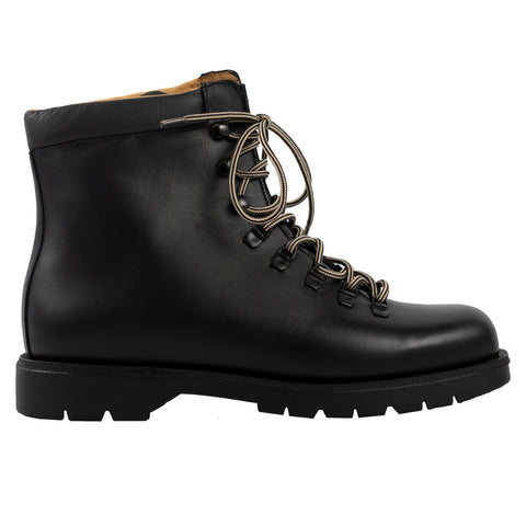 Kleman Okadi Boot Footwear All Weather Lace Up Black