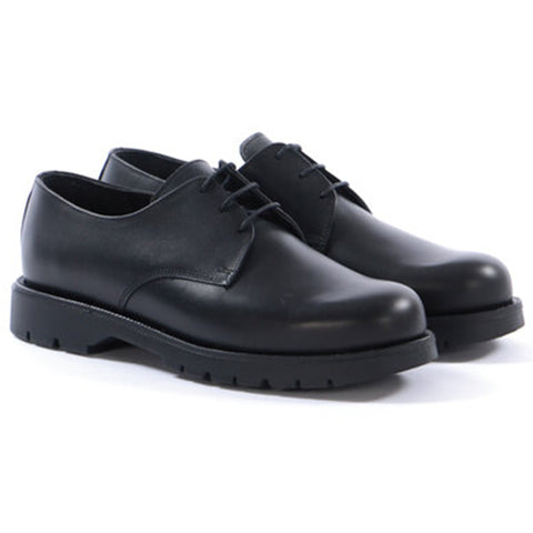Kleman x Ecole de Pensée Dormance Derby Shoe Collaboration Footwear Black