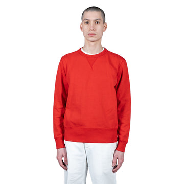 Gym Crew Fleece - Nasty Red