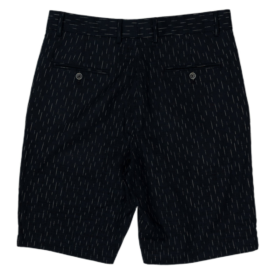 Bogart Shorts - Navy Stripe