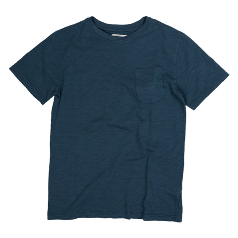 Guerreiro Pocket T-shirt - Blue