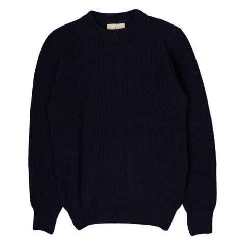 Teixeira Crewneck Sweater - Navy
