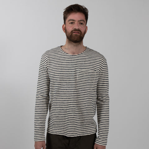 Striped Organic Cotton Long Sleeve