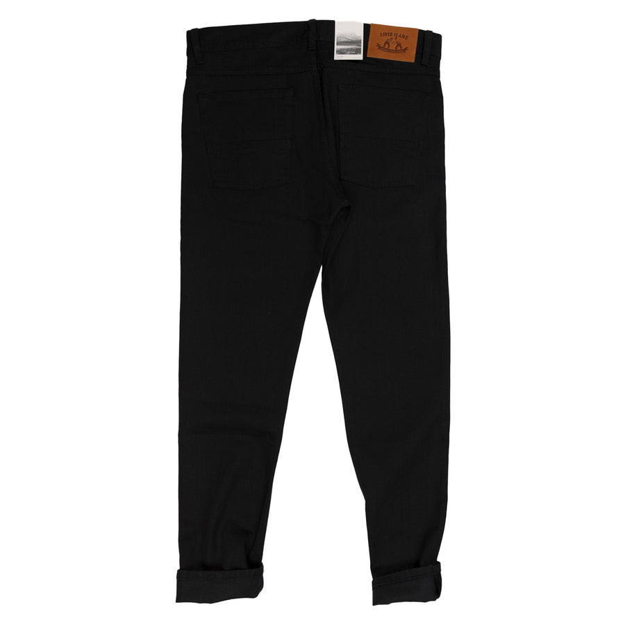Edvard Skinny Denim Japan Black Comfort