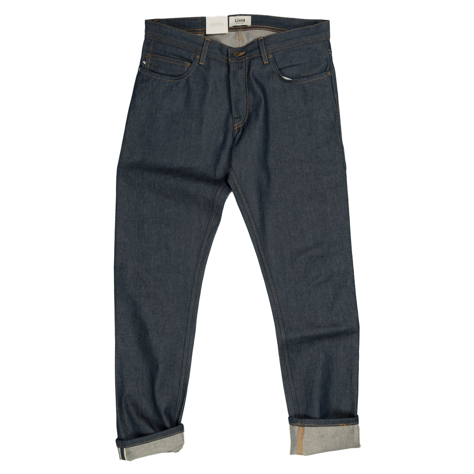 livid jone slim japan blue selvage