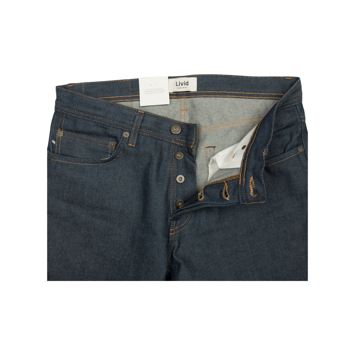Livid Slim Japan Blue Selvage