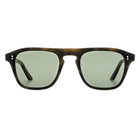Lowercase Irving Sunglasses in Olive
