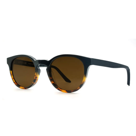 Marlton Sunglasses - Black Amber