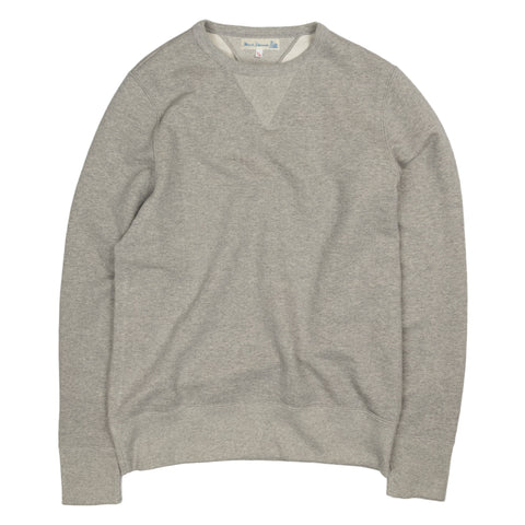 merz b. schwanen 346 crewneck sweatshirt in grey