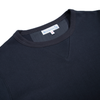 Crewneck Organic Cotton Sweatshirt - Charcoal
