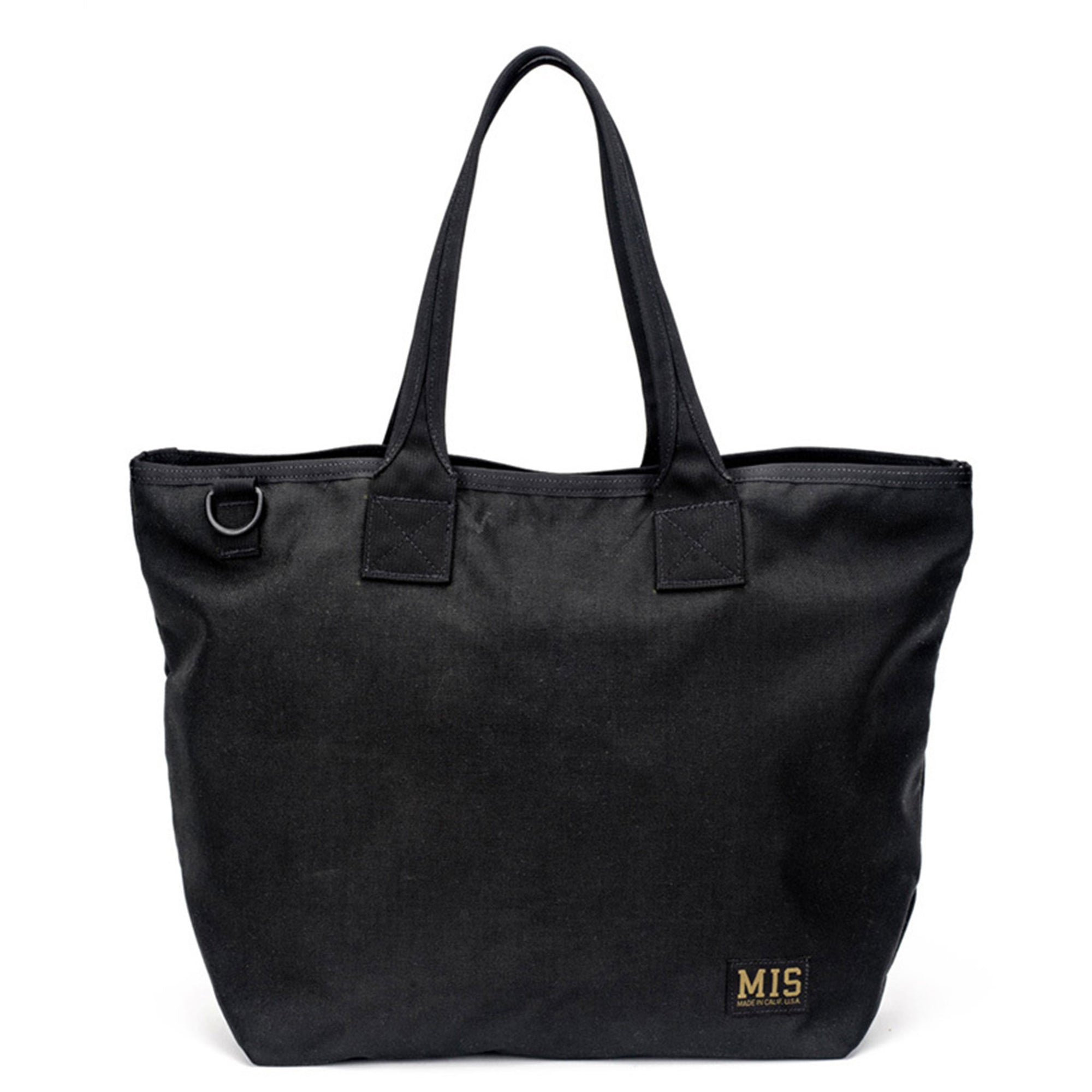 MIS Tote Bag in Black
