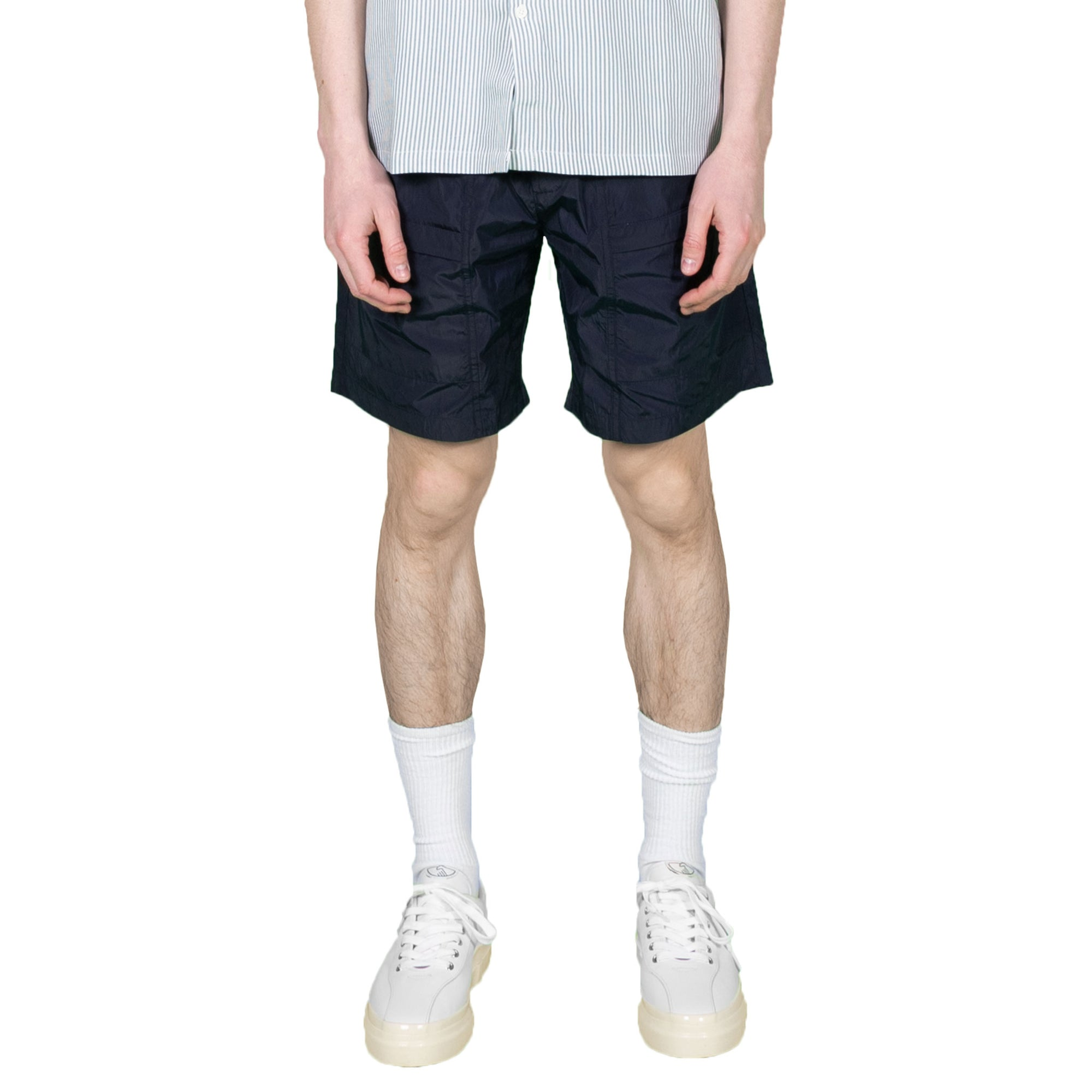Native North Tech Shorts in Navy