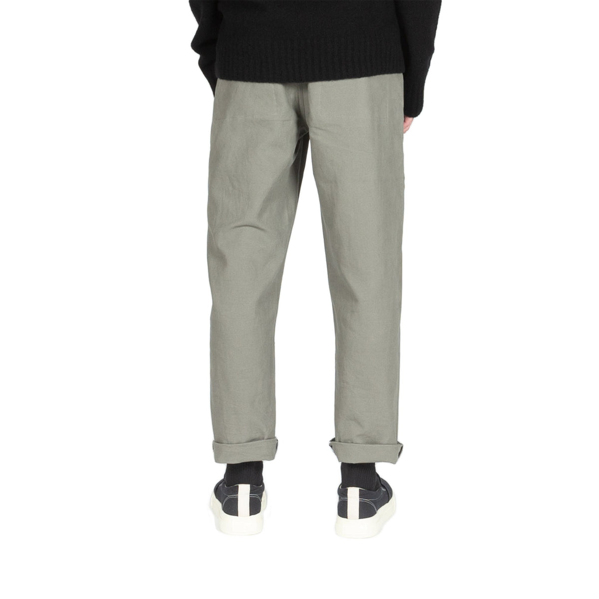 Native North Toro Canvas Pant Bottoms Olive