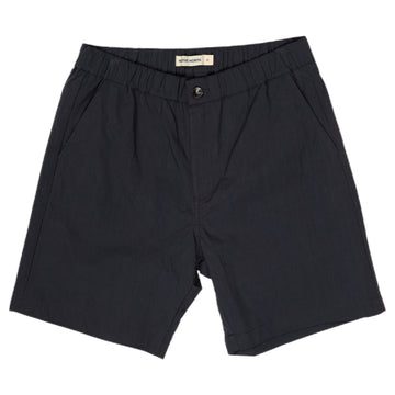Native North Paper Short in Navy
