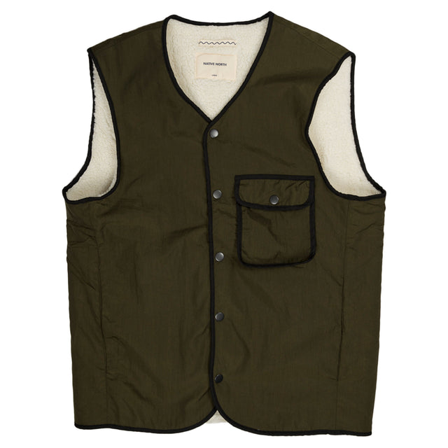 Teddy Pocket Vest