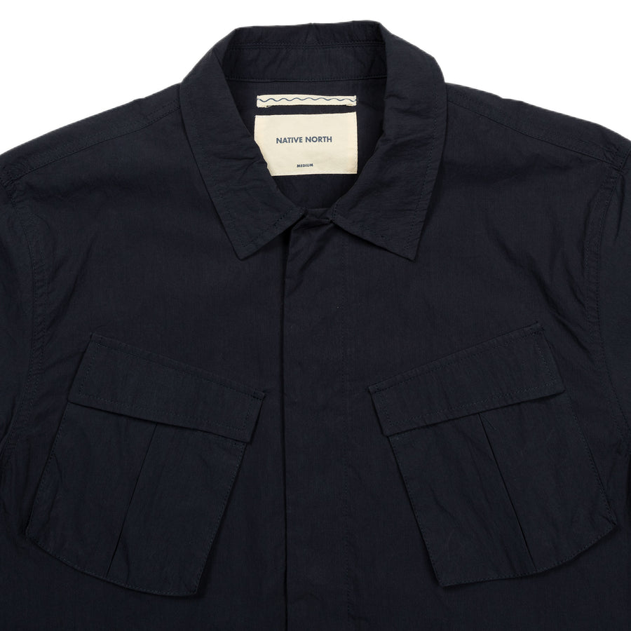 Thorvald Paper Jacket - Navy