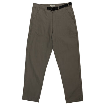 Native North Toro Canvas Pant Bottoms Olive Front
