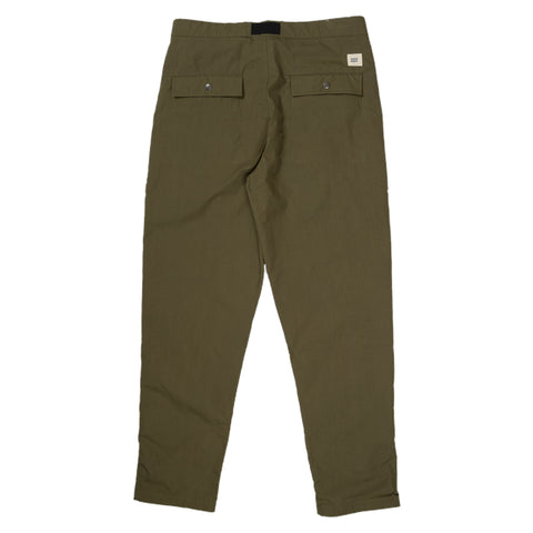 native north toro paper pant green bottoms back