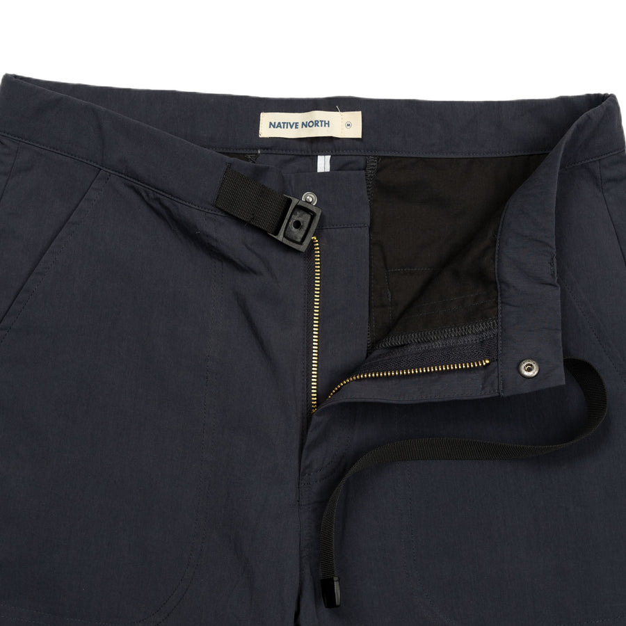 Native North Toro Paper Pant in Navy detail