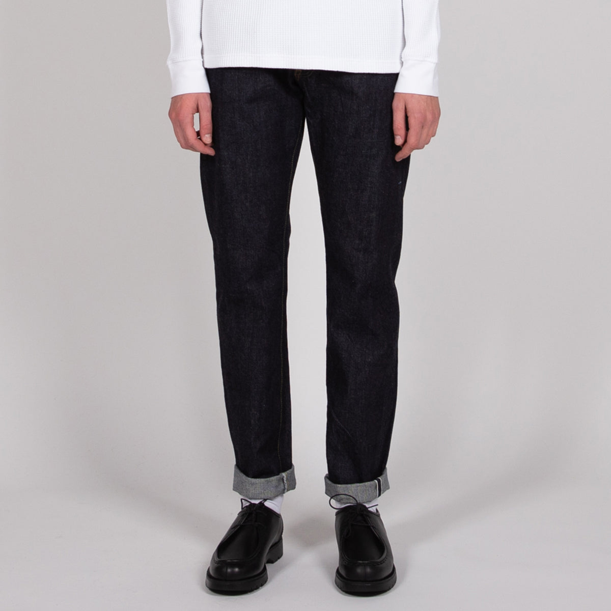Denim Pant Narrow 5 Pockets - Raw