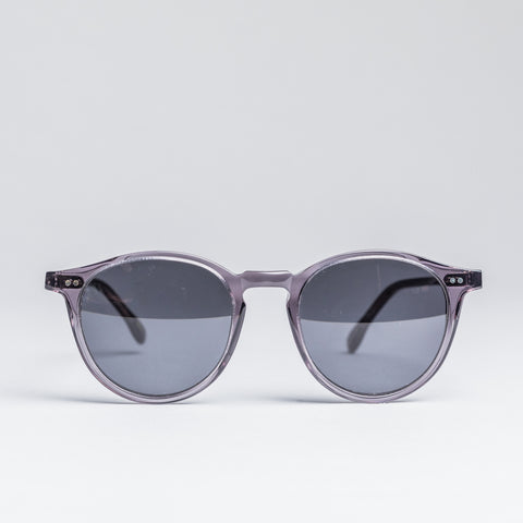 Heritage 1940's Sunglasses - Crystal Grey