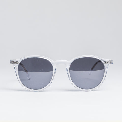 Heritage 1940's Sunglasses - Crystal Pure