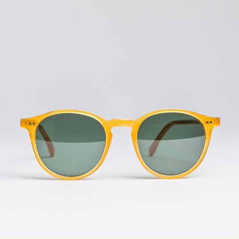 Heritage 1940's Sunglasses - Honey