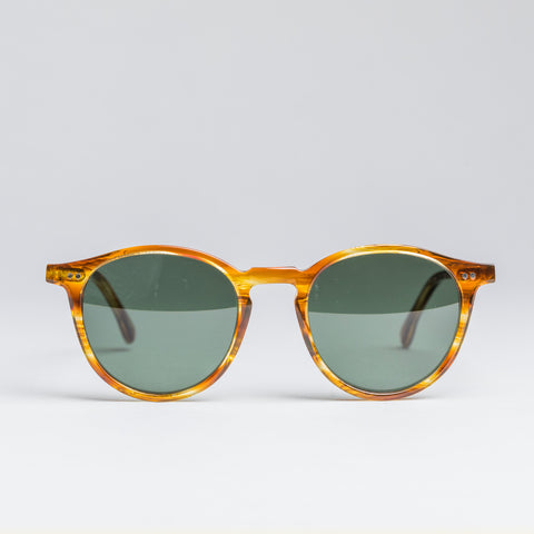 Heritage 1940's Sunglasses - Tortoise Flamed